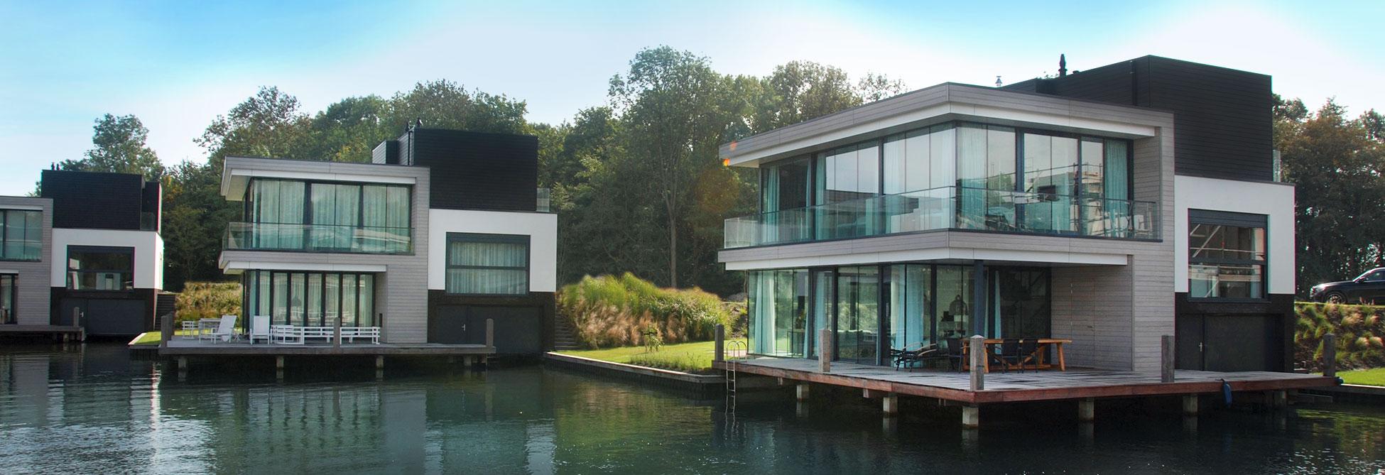 Een vakantie huis in zeeland harbour village for Huizen te koop zeeland
